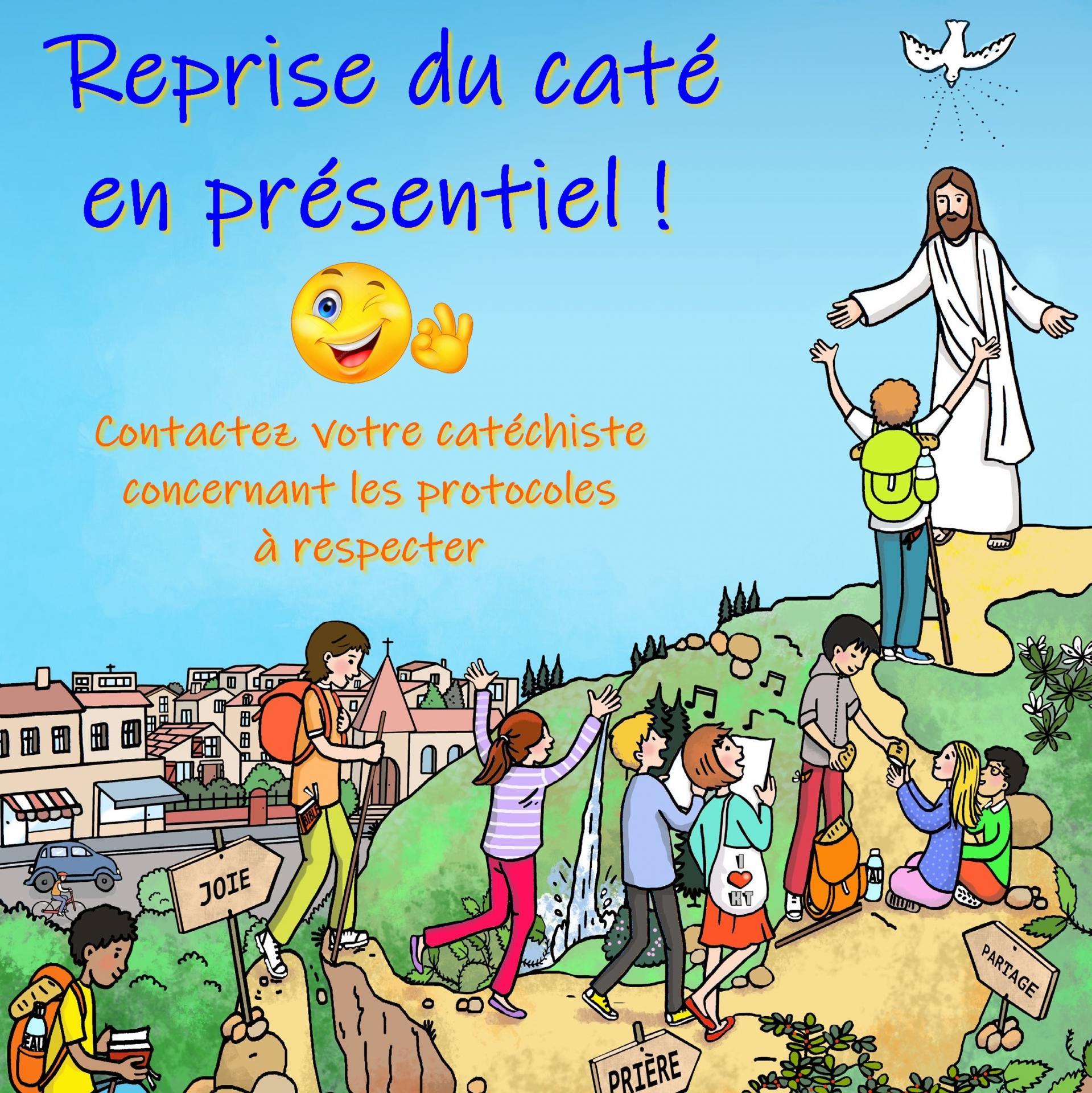 Catechisme parcours a